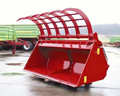 Silage All-Grip Bucket